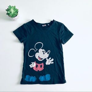2/$20 Junk Food Mickey Mouse Short Sleeve T-Shirt